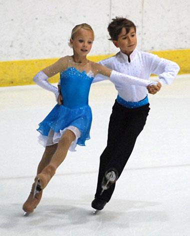 Elizabeth Tkachenko & Alexei Kiliakov